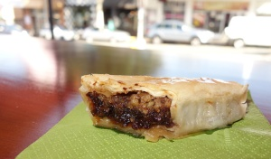 Prune and Walnut Baklava